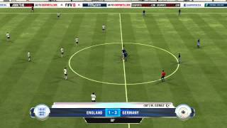 "FIFA 13: Online Match ep. 1 ""England vs Germany"""