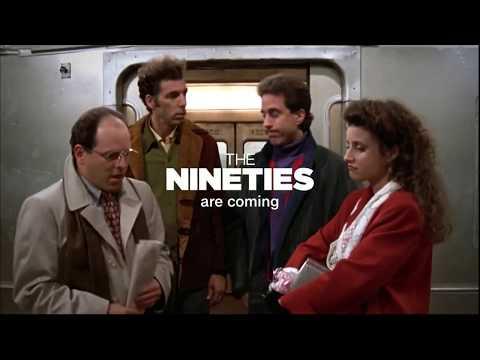 "CNN USA: ""The Nineties"" bumper"