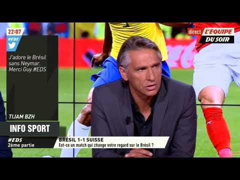 Brésil vs Suisse 1-1 [Débrief] : Ce Match change T-il votre Regard sur le Brésil ? Équipe du Soir