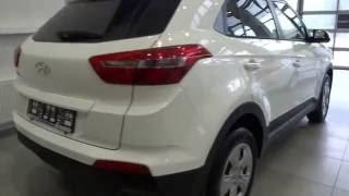 Hyundai Creta. Комплектация Active, 1.6