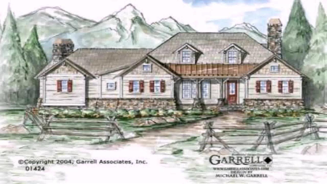Ponderosa Ranch House Floor Plans