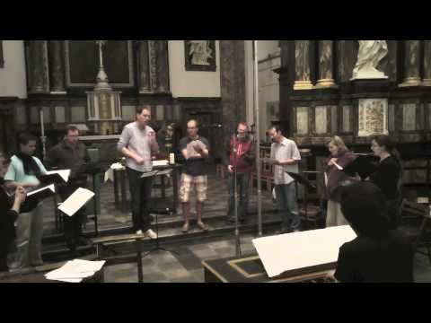 Vox Luminis, H. Purcell, Remember not, Lord
