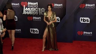 Chantel Jeffries 2018 iHeartRadio Music Awards Red Carpet