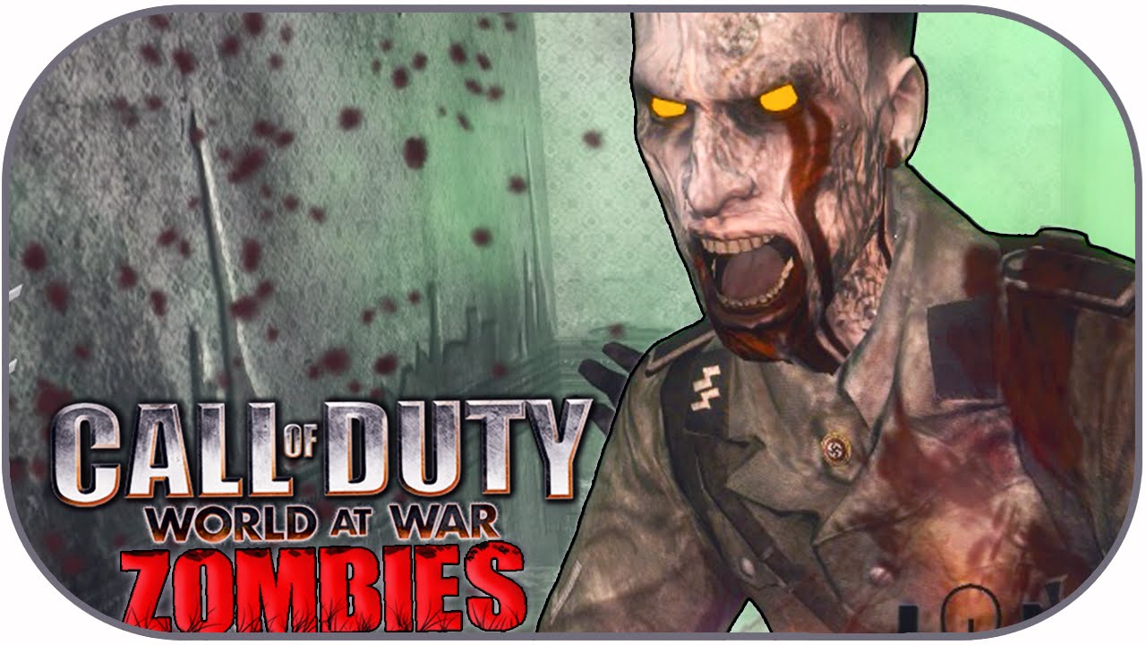 COD WaW Zombies: Funny Glitches, Unluckiest Zombie Player & Double Value Ending!
