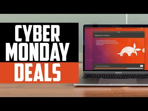 Cyber Monday Deals in 2018 - Laptops, Monitors, Cameras & More Tech!