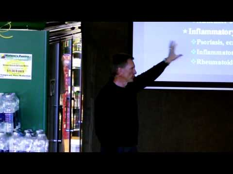 """""""Inflammation, The Silent Killer"""" - Lecture by Dr. Michael Murray"""