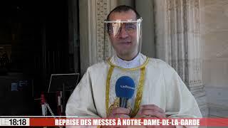 Marseille : reprise des messes à Notre-Dame-de-la-Garde