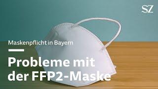 Probleme mit der FFP2-Maske