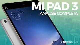 MI PAD 3 é o melhor tablet custo benefício? | Análise Completa