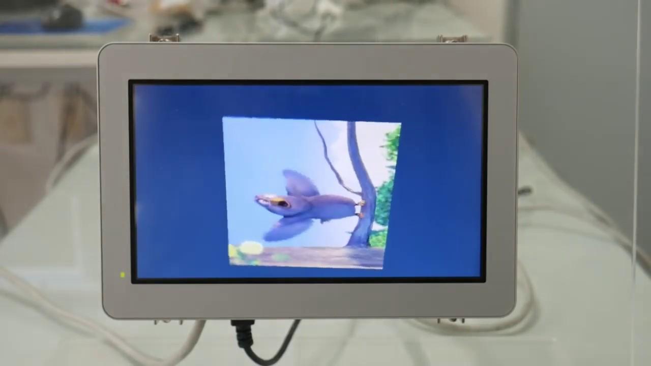 ComfilePi - Industrial Raspberry Pi Panel PC