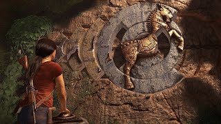 Uncharted: The Lost Legacy Hands-On Gameplay Preview (4K)