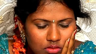 Husband & Wife Relation || Telugu Comedy Short Film || Sntosh Entertainment