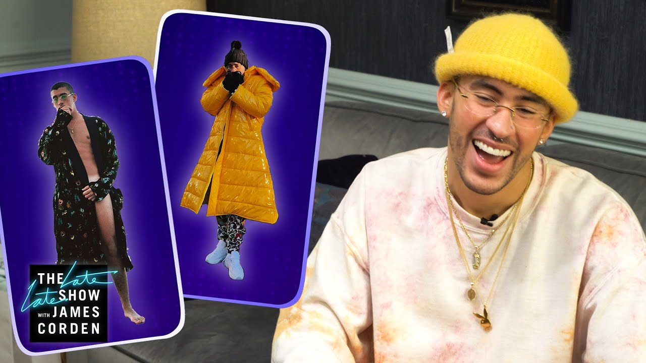 Where'd I Wear That? w/ Bad Bunny