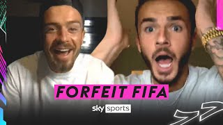 Jack Grealish vs James Maddison | Forfeit FIFA 21! 🎮