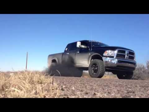 2012 Dodge Cummins 6.7 DPF Delete