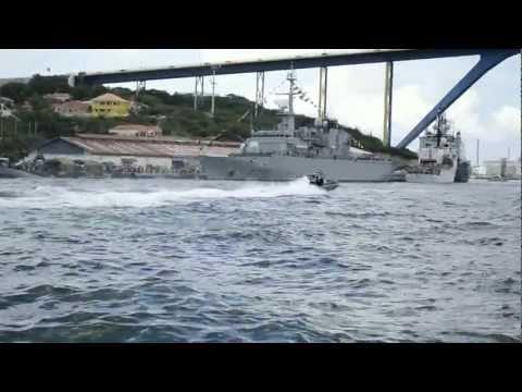 Vlootdagen/Maritime Days 2011 Curacao (HD)