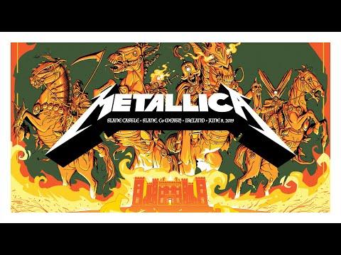 Metallica: Live at Slane Castle - Meath, Ireland - June 8, 2019 (Full Concert)