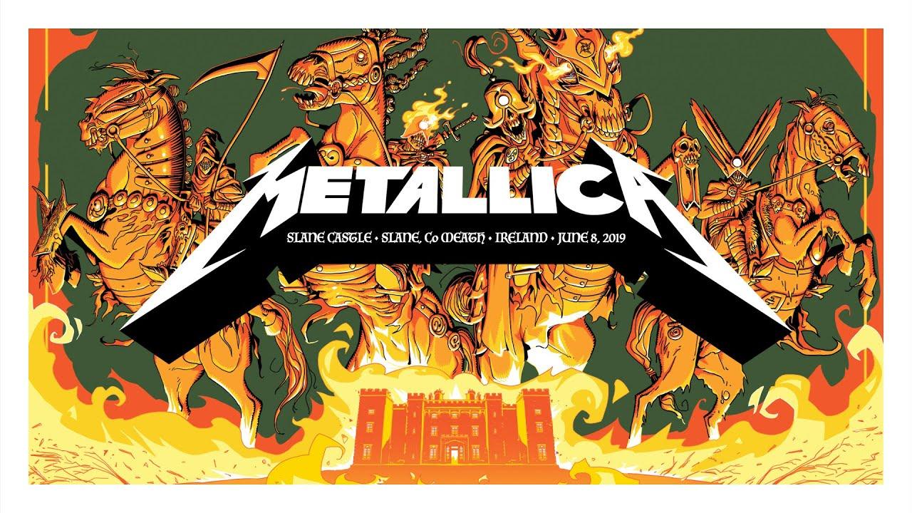 Metallica: Live at Slane Castle (Meath, Ireland — June 8, 2019)