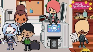 Toca Life Office - Top Best Apps For Kids