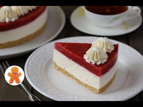 Быстрый Чизкейк Без Выпечки ✧ Cheesecake Without Baking