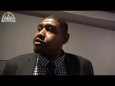 Omar Benson Miller Interview at Fight Night DC 2017