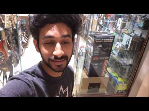 Best Place to buy music equipment in Mumbai ( Bandra )