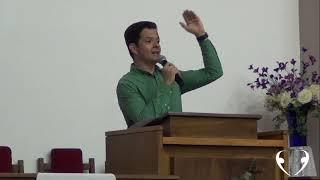Efésios 2.1-10 - Salvos pela graça - Reginaldo Almeida