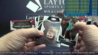 2018/19 Panini Certified Basketball Hobby 12 Box Case Break #7