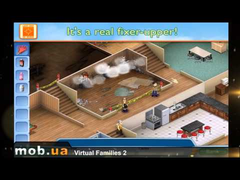 Virtual Families 2   для Android - mob.ua