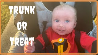 TRUNK OR TREAT| Vlogtober Day 28