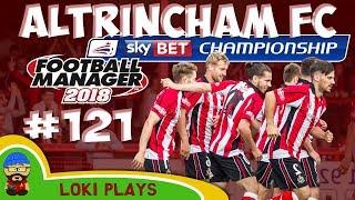 FM18 - Altrincham FC - EP121 -  CHAMPIONSHIP!! - Football Manager 2018