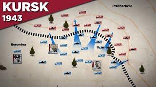 Dünyanın En Büyük Tank Savaşı || KURSK 1943 || DFT Tarih