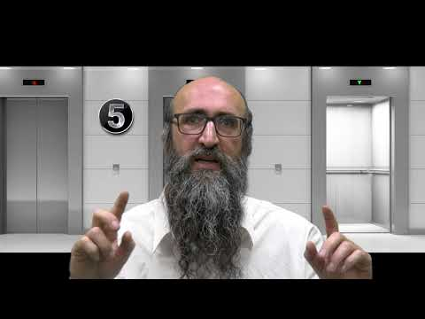 5eme ETAGE, Episode 17 - Pourim, HASHEM, le grand absent ! - Rav Itshak Peretz