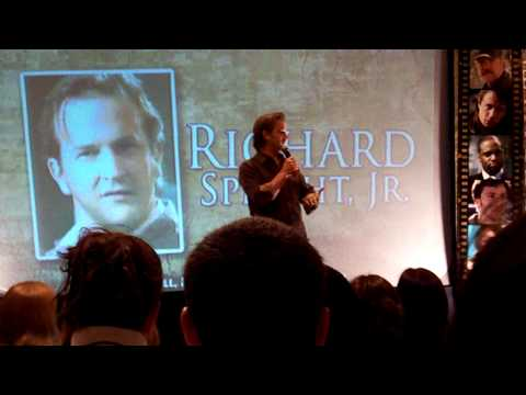 Richard Speight Jr. Supernatural Con   fiction question