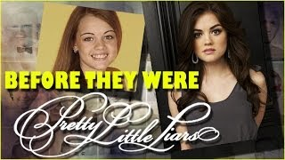 Before They Were Pretty Little Liars