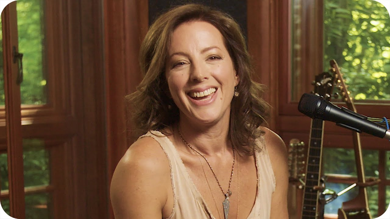 sarah mclachlan raps and invites you to make music together