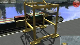 Hafen 2011 (Simulator) Gameplay (german)