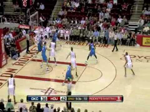 NBA Pretemporada 19/10/2009 - Oklahoma...