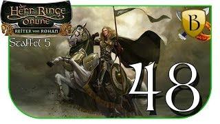 Herr der Ringe Online - Reiter von Rohan #48: Die Roten Felder!