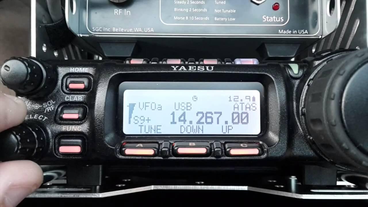 Yaesu Atas 120a Mobile Antenna Funnydog Tv