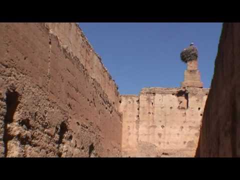 PALACIO EL BADI EN MARRAKECH