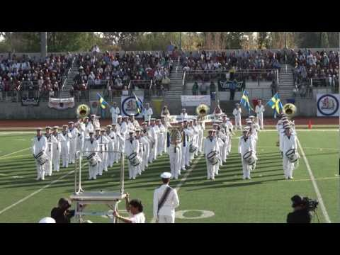 Royal Swedish Navy Cadet Band - 2012 Bandfest