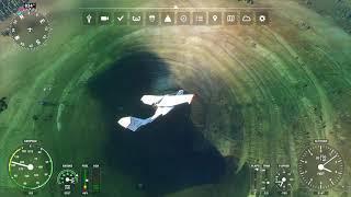 Microsoft Flight Simulator 2020 - Айхал Мирнинский район Саха (Якутия)