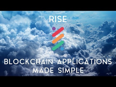 RISE | Blockchain applications made simple