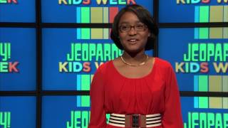 Jeopardy! Kids Week - Courtney