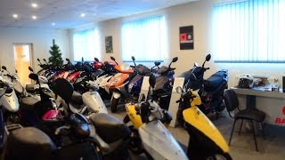 Купить скутер в Харькове