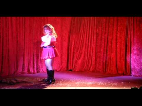 Wichita Burlesque - Mia Wylde Desire doing Patricia the Stripper