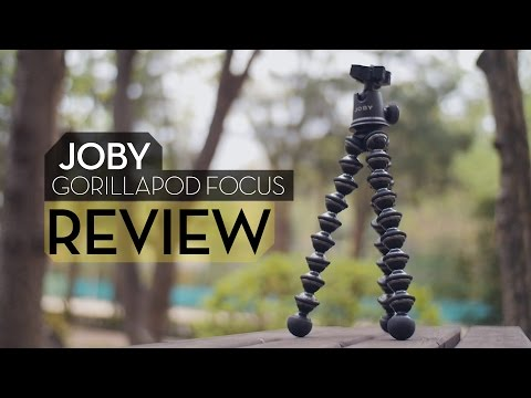 REVIEW: JOBY Gorillapod FOCUS - The Best Travelling Tripod