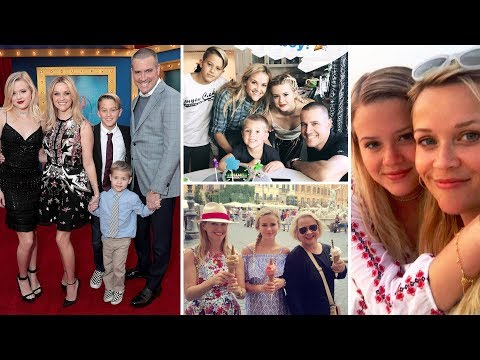 Reese Witherspoon's Kids and Family - Actress Reese Witherspoon's Family and Lifestyle 2017