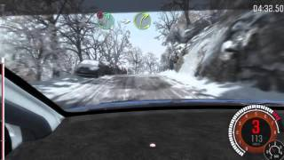 DiRT Rally - VW Polo - GamePlay Ps4  no upgrade , MASTER !!